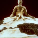 Ahab's Wife, Theatrical model of the hoopskirt, 1998.